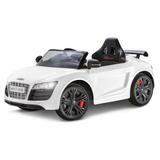 Carro Eléctrico Con Control Remoto Audi R8 Spyder