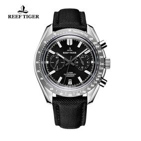 Reef Tiger Sport Relojes Para Hombres Cronógrafo Relojes.