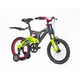 Bicicleta Infantil Hunter Rodada 16 Dh Casco Gratis 2018