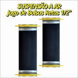Par De Bolsa De Ar Reta 12mm - Astra 2008