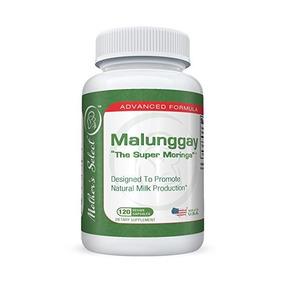 Malunggay Por Motherís Select, 120 Veggie Capsules, 100% Org