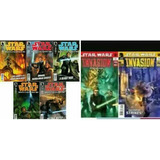 Star Wars Comics Invasion Y Knights Of The Old Republic