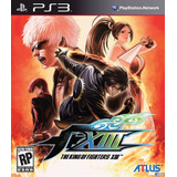 The King Of Fighters Xiii Ps3 Gold Edition - No Es Disco