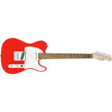 Guitarra Eléctrica Telecaster Affinity Series Race Red