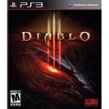 Diablo 3 Playstation 3 Nuevo Original Sellado De Fábrica Jxr