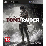 Tomb Raider - Digital Ps3