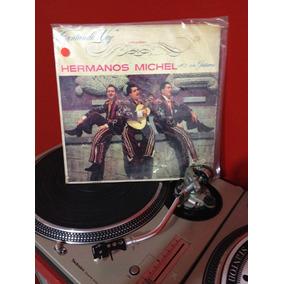 Trio Hermanos Michel - Boleros , Acetato, Vinyl