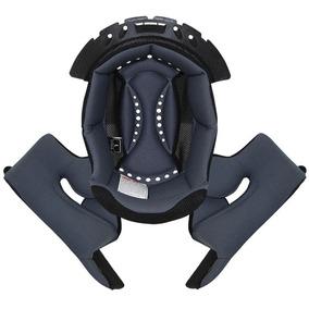 Forro Capacete Scorpion Exo 750 Preto 61/62 Rs1