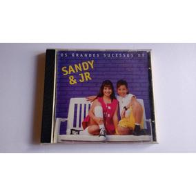Cd Sandy & Junior Os Grandes Sucessos De Sandy & Junior