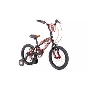 Bicicleta Bmx Mercurio Magnum Rodada 16 + Casco De Regalo