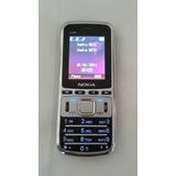 Celular Nokia C100 De 2 Chips