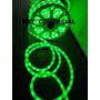 Kit 10 M Mangueira Led Neon Flex Rgb + Controlador 220 V