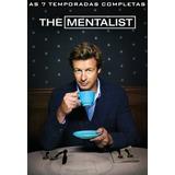 The Mentalist 1ª A 7ª Temporadas Dublado E Legendado Top !!!