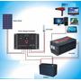 Panel Solar Para Casa Tv Laptop Focos Radio Ahorre Dinero