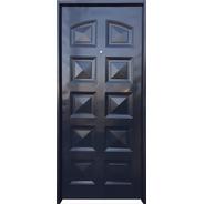 Puerta Exterior Chapa Simple 80