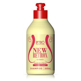Shampoo New Retrox Clássico Retrô Cosméticos 300ml