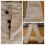 Pantalon Abercrombie And Fitch No Hollister 30 X 30