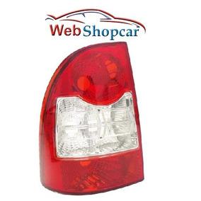 Lanterna Traseira Pick-up Strada 2005 2006 2007 2008 Par Bic