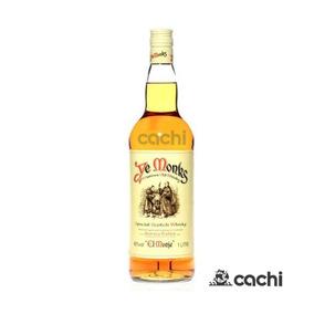 Whisky Ye Monks - El Monje 1litro