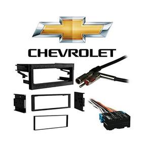 Se Adapta Chevy Tahoe 1995-2002 Individual Din Estéreo Arnés