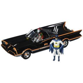 Batmovel Serie Clássica Do Batman 1/24 Jada Toys Jad98259