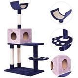 Mascota Gato Juego Casa Torre Condominio Cama - 182944490873