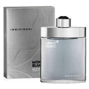 Perfume Individuel Mont Blanc 75ml Edt Original