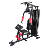 Estación Multifuncional Home Gym Lahsen Hg-7090