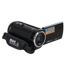 Fitiger Alta Definición 720p Videocámara Digital 27 -negro