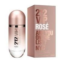 Perfume 212 Vip Rosé X 80 Ml