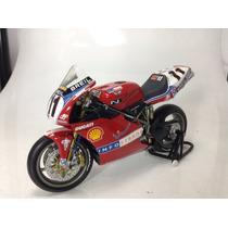 Ducati 996r 2002 Ruben Xaus Minichamps 1/12