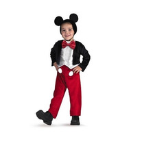 Disfraz Talla 3 A 4 Años Disney Mickey Mouse Niño Regalo