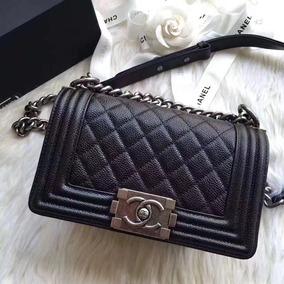 Bolsa Chanel Negra
