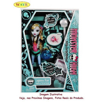 Monster High Lagoona Blue 2009 Original Mattel