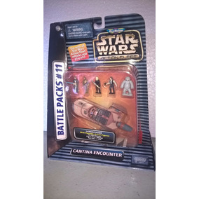 Star Wars Micro Machines Action Fleet Battle Pack #11 Cantin