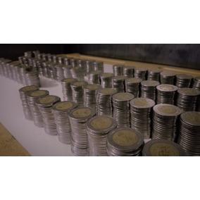 Colecciones De Monedas De 5 Pesos Centenario Y Bicentenario