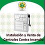 Central Contra Incendios Z4 Clarivox Nueva Con Llaves