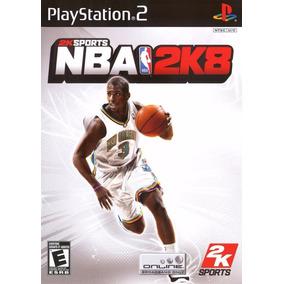 Solo Canje Nba 2k Original Playstation Ps2 Solo Canje
