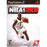 Solo Canje Nba 2k Original Playstation Ps2 Solo Canje