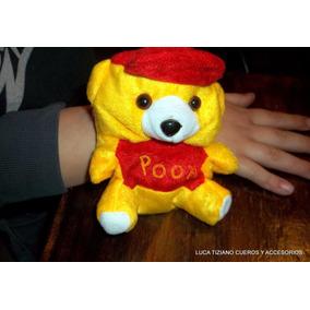 Llavero Peluche Monedero Winny Pooh