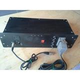 Fonte Dmx 512 Analógica 220 V /10 Amp Dj Som Banda Locador