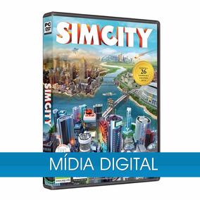 Simcity Cities 5 2013 Portugues Origin Online Cd Key Pc