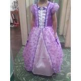 Vestido Princesita Sofia Bellisimo Importado