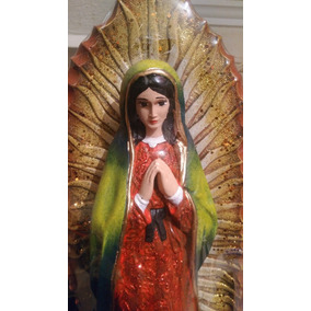 Virgen De Guadalupe De 60cm