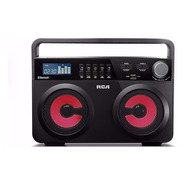 Rca Rsicon Boombox Parlante Bluetooth Mp3 Usb Aux Recargable
