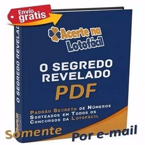 Livro Digital - Super E-book Acerte Na Lotofácil