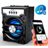 Mini Caixa Caixinha Som Portatil Bluetooth Mp3 Amplificada