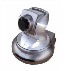 Câmera Ip Com Fio Alltec Dual Codec Pan Modelo 30901213a