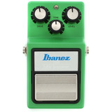 Pedal Tube Screamer Overdrive Ibanez Ts 9