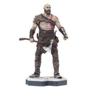 Totaku God Of War Kratos Action Figure Sony Playstation Ps4